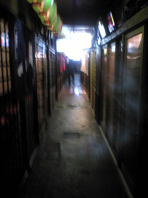 京都で串かつ